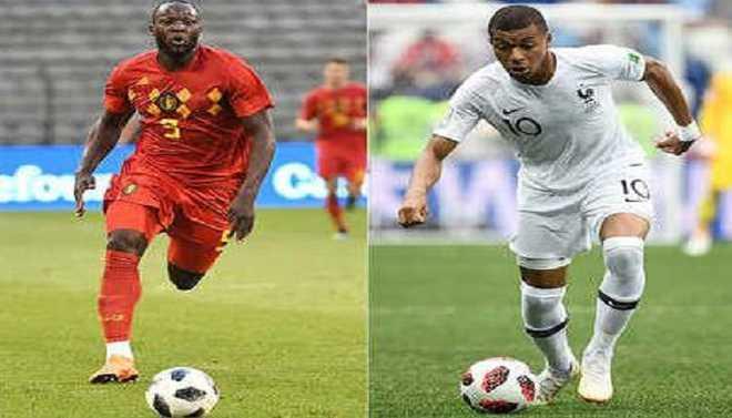 France, Belgium Fight For Final Spot