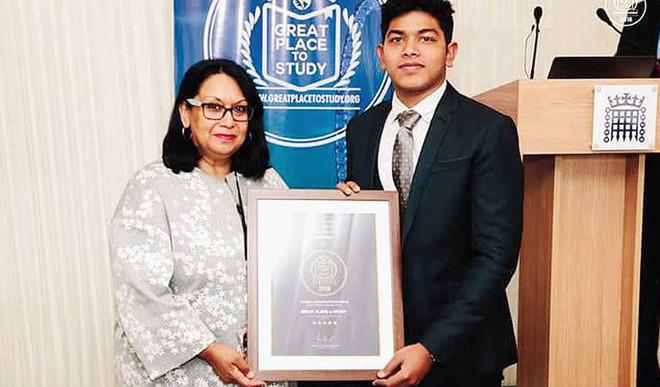 Excel receives International Merit Certificate