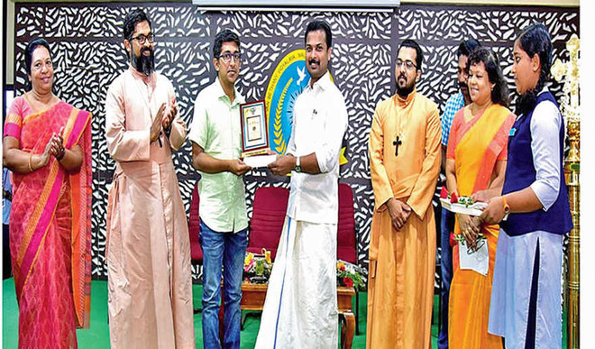 Navajeevan Inspiration award goes to environmentalist