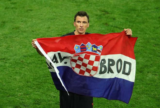 Mandzukic Sends Croatia To Final