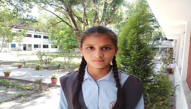 Emerging Third In Hindi Olympiad