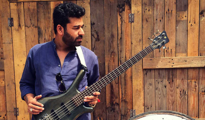 Take 5 With Musician Varun Ahuja