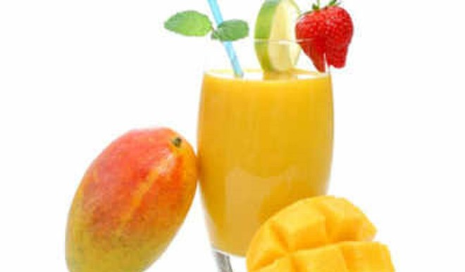 Mango Apple Smoothie Recipe