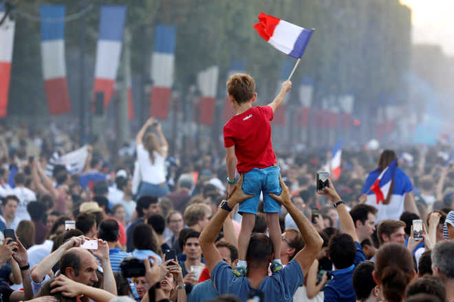 Vive La France! And A Lot Of Other Nations, T..