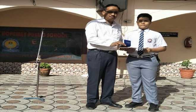 Students Impress At Indian Talent Search Olympiad