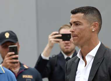 Ronaldo Aims To Win CL With Juventus