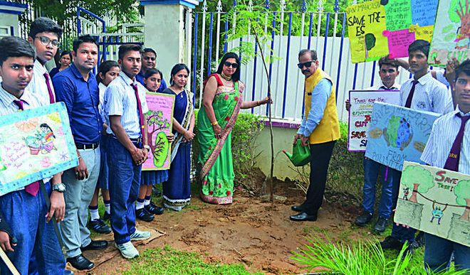 School Celebrates Founder's Day With Plethora Of Activities