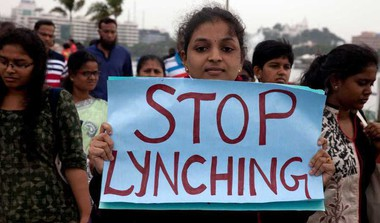 SC Condemns Mob Lynching Incidents