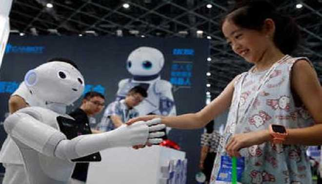 Novel Robot Can Express Emotions
