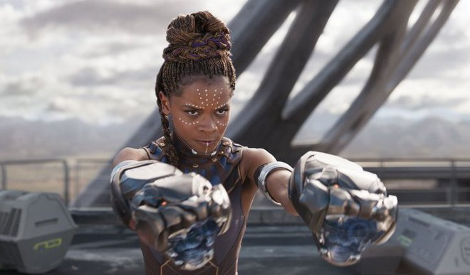 Shuri Gets Her Own Comic Spin Off