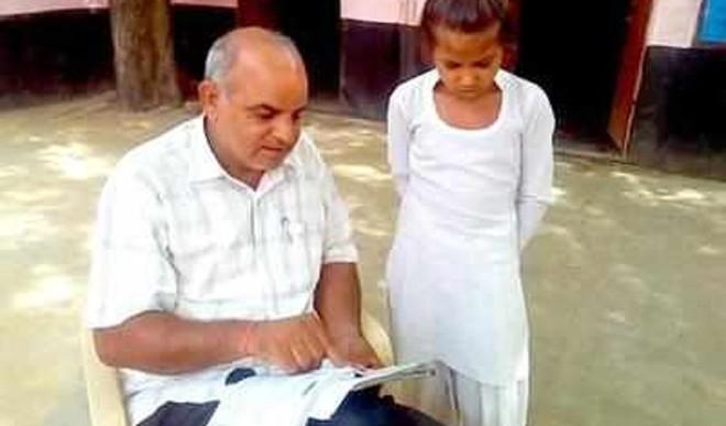 This Haryana Govt Girls' School Has 1 Student