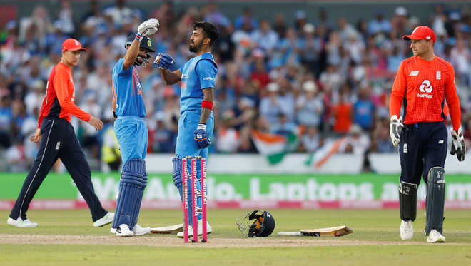 KL Rahul Is Must At No 4: Ganguly