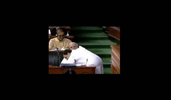 No Confidence Motion: After Attack, Raga Hugs..