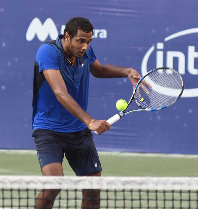 Ramanathan Aims To End Title Drought