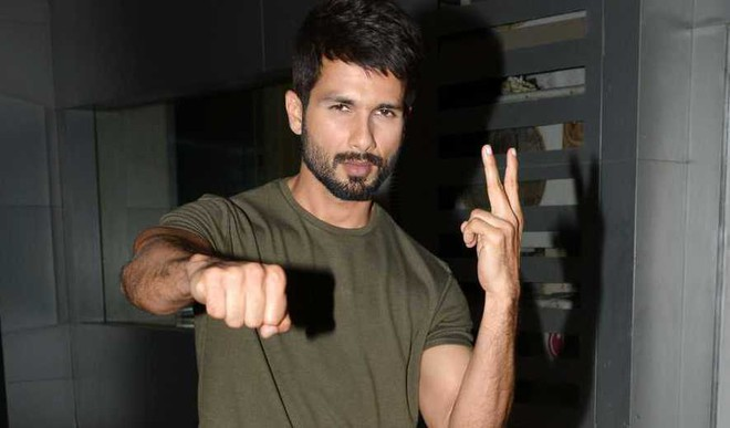 Shahid Kapoor To Be Immortalised In Wax