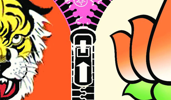 Do You Think Shiv Sena And BJP Will Manage To Stick Together For The 2019 Lok Sabha Polls?