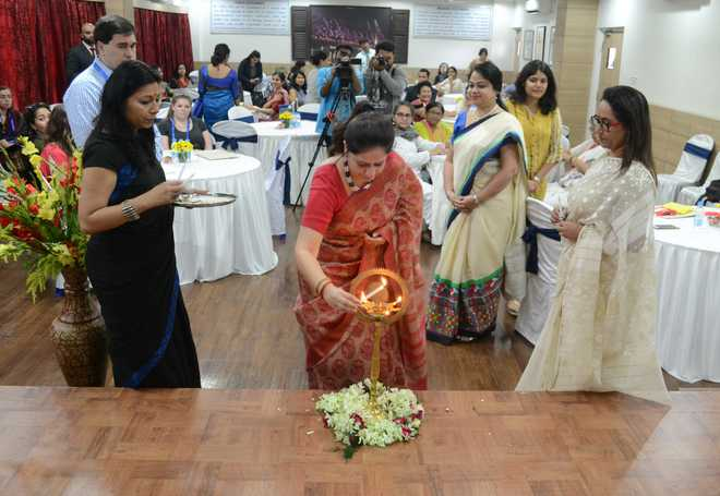 Calcutta International School hosts IC3 conference