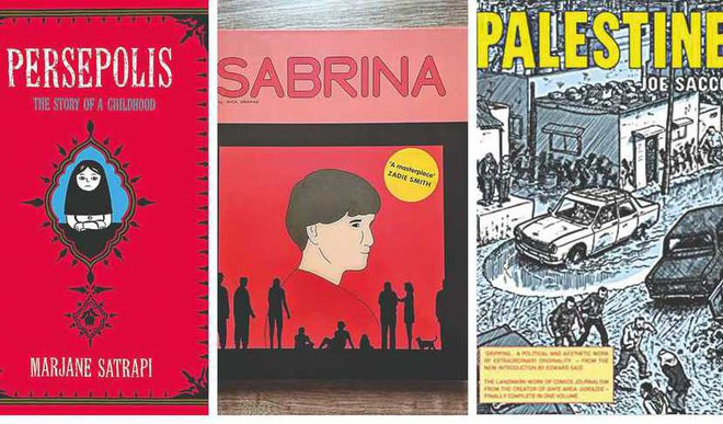 Graphic Novels You Must Read