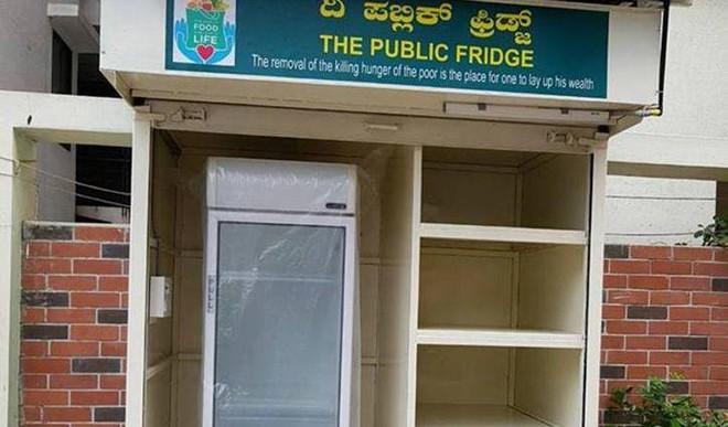 Bengaluru's Community Fridges Feed The Hungry
