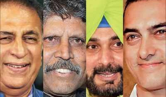 Kapil, Gavaskar, Sidhu, Aamir Get Imran Invite