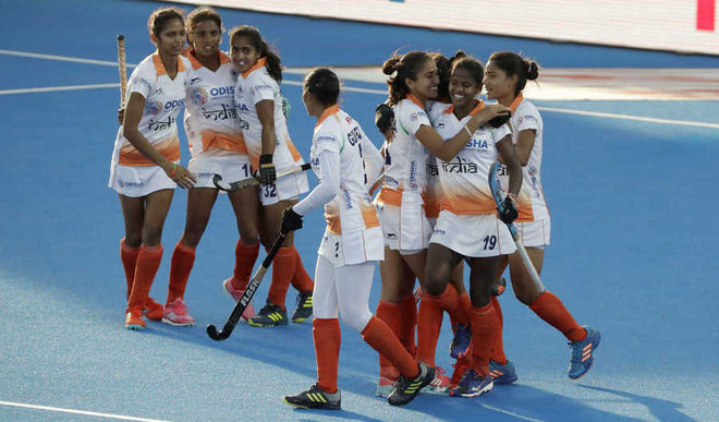 Real Life Chak De! India In The Making?