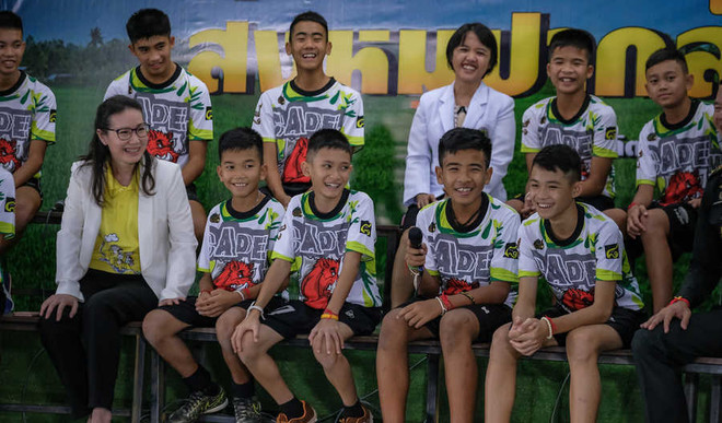 Museum For Thailand Soccer Team's Cave Rescue
