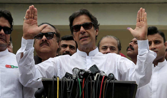 Imran Khan's Not Inviting Any Foreign Leaders, Celebs