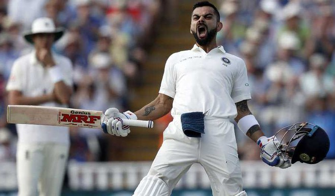 Rate This Knock Second To Adelaide 2014: Kohli