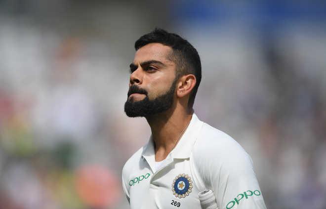 Kohli Grabs Top Spot In ICC Test rankings