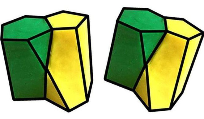 New In Geometry: The Scutoid