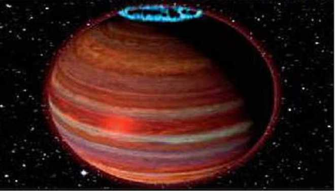 Rogue Planet Found Drifting In Space