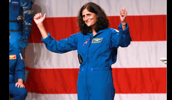 Sunita Williams To Fly NASA Spacecraft