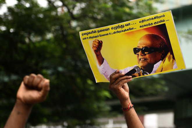 Karunanidhi Critical, Stalin Calls On TN CM