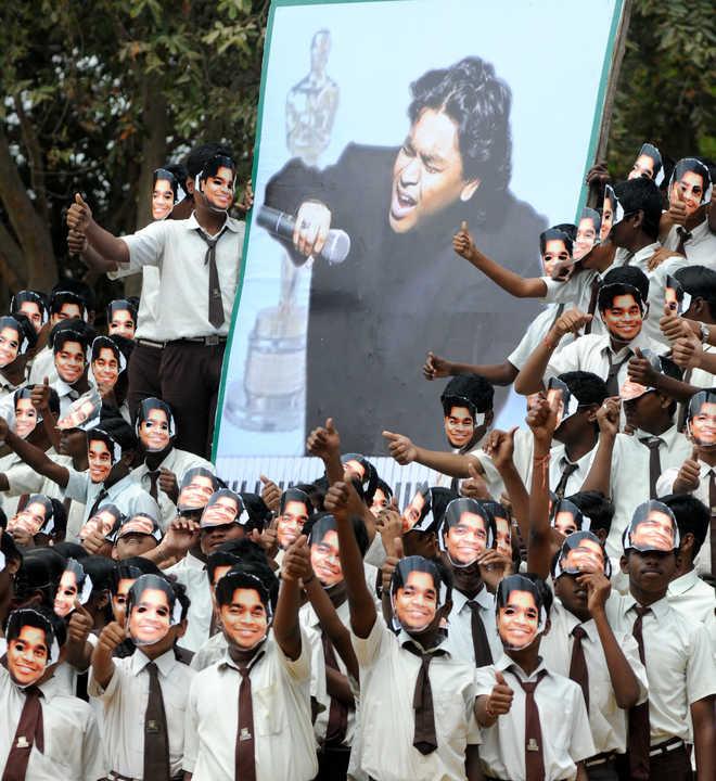 An Artiste Creates Alternate Reality: Rahman