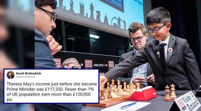 Indian Chess Prodigy Visa Row: Brit MPs Intervene
