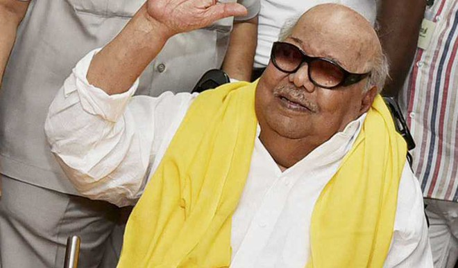 DMK Chief M Karunanidhi Passes Away At 94