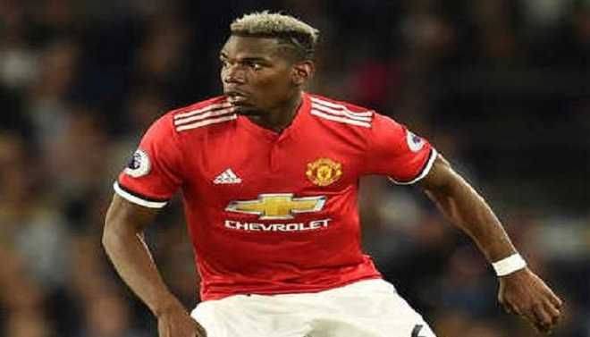 Pogba Keen To Leave Man U For Barca