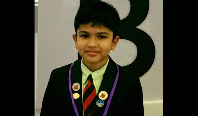 This 9YO Indian Chess Prodigy Asked To Leave UK