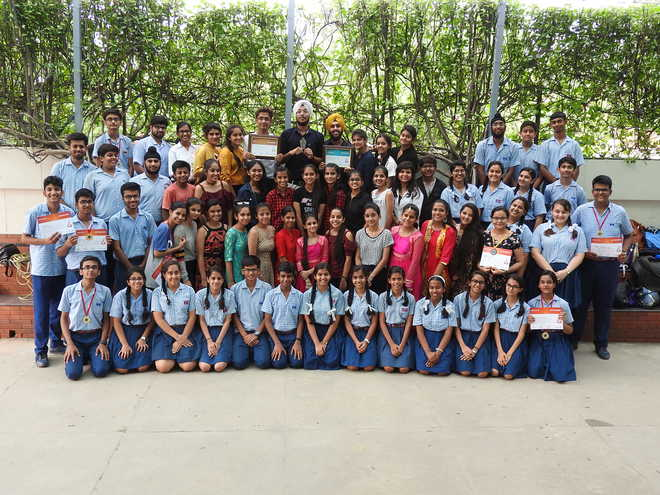 Swaraj Indians earned laurels at PRODIGY