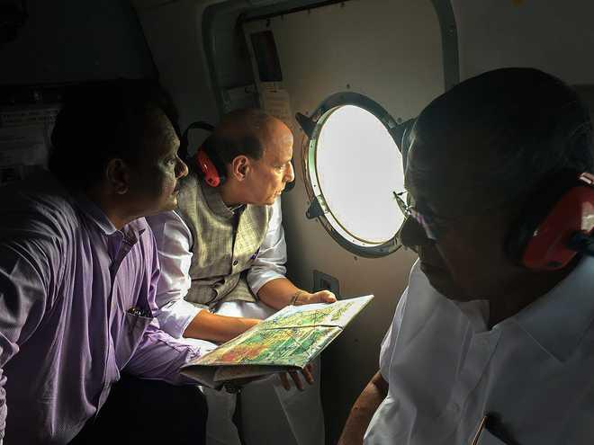 Kerala Situation Bad, Says Rajnath Singh