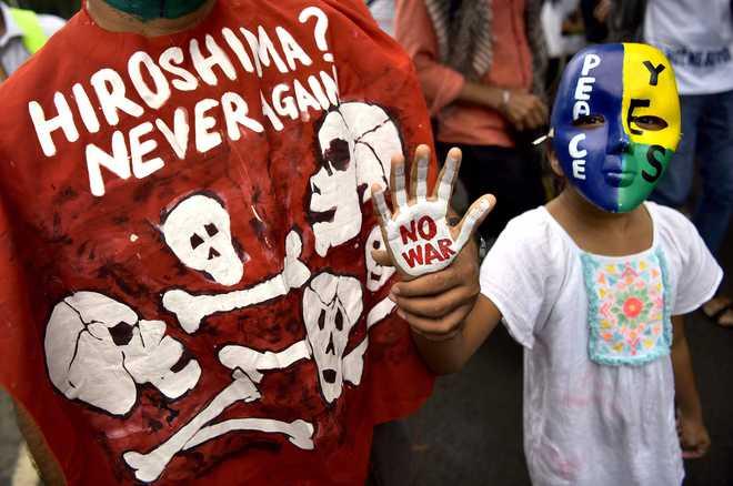Ananya: What Did Hiroshima & Nagasaki Taught Us?