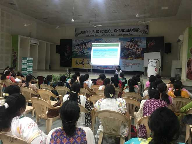 Session On Benefits Of Story Telling Approach