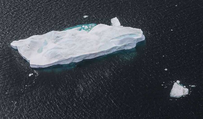 Antarctic Seas In Trouble?