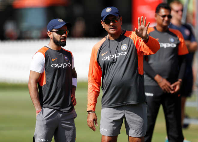 Shastri: Play Ugly, Be Gritty To Win