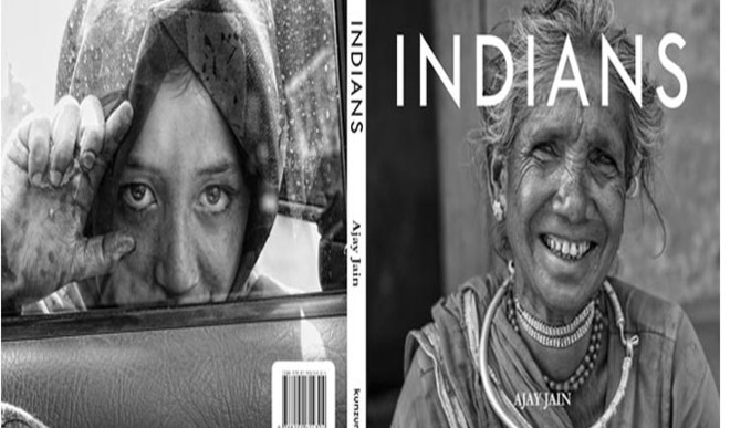 Ajay Jain Releases New Book 'Indians'