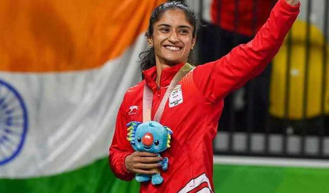 Vinesh Phogat Wins Historic Asiad Gold