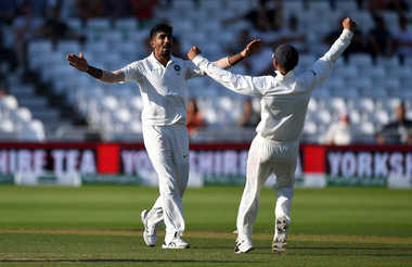 Bumrah Wrecks Havoc Against Eng