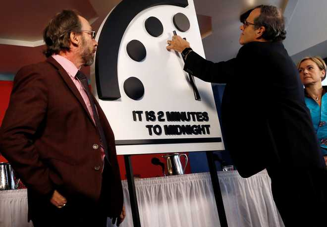 Pranav: Are We Inching Closer To Doomsday?