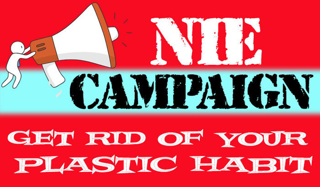 Come And Join Us To Kick The Plastic Habit