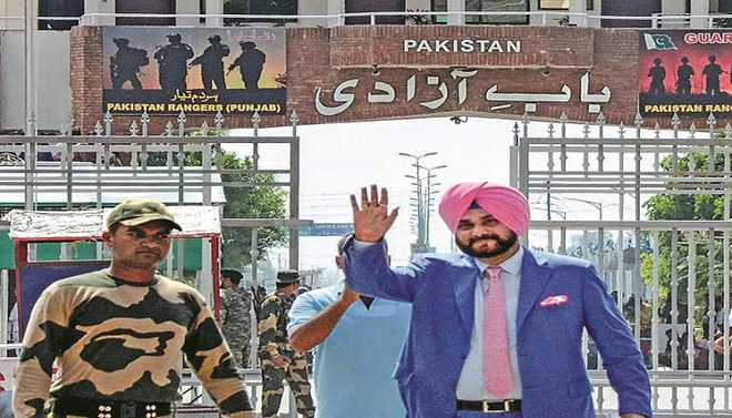 Is It Right To Criticise Sidhu For Hugging The Pak Army Chief?